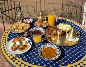 Petit-déjeuner marocain chez les MS-GS – CSF Okpo